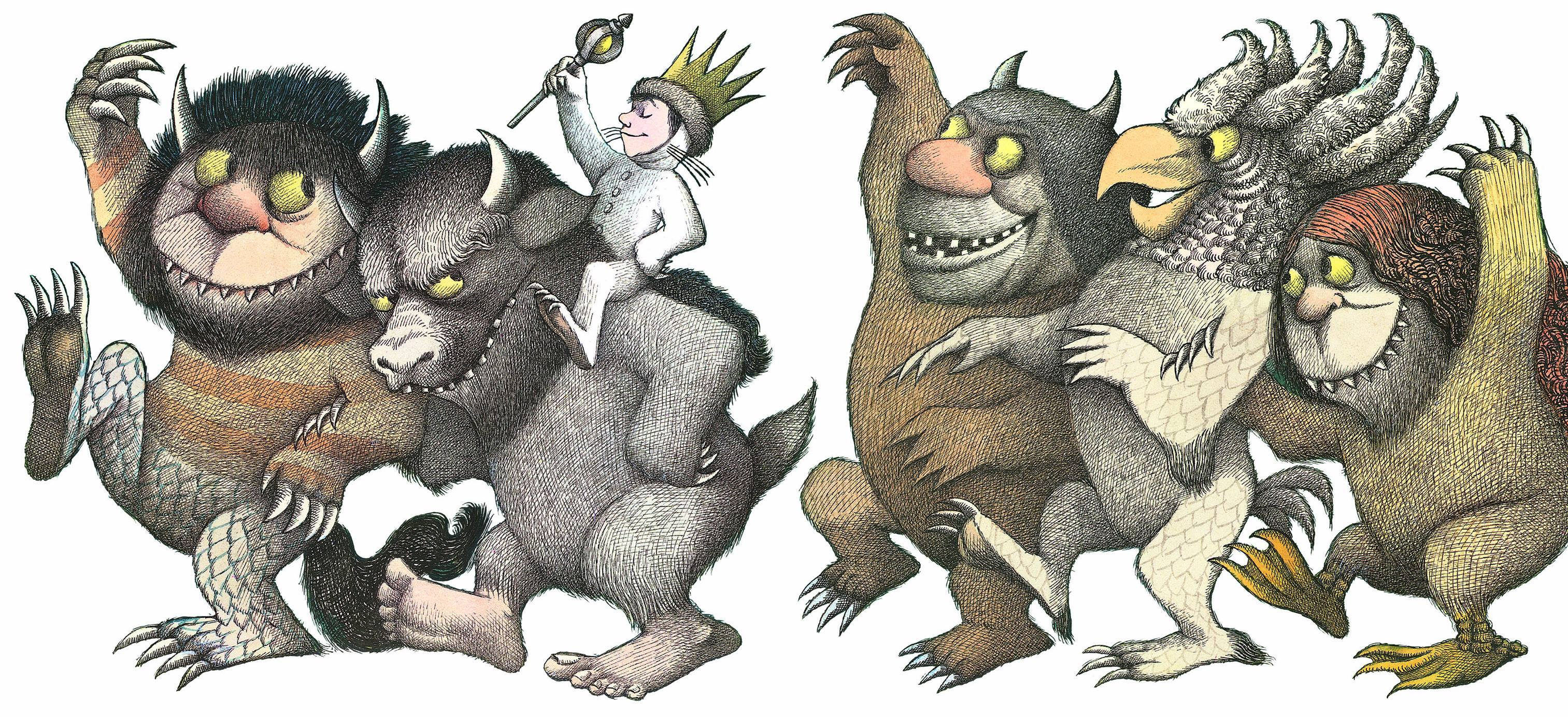 """Find me """"Where The Wild Things Are"""" – Globally Happy"""